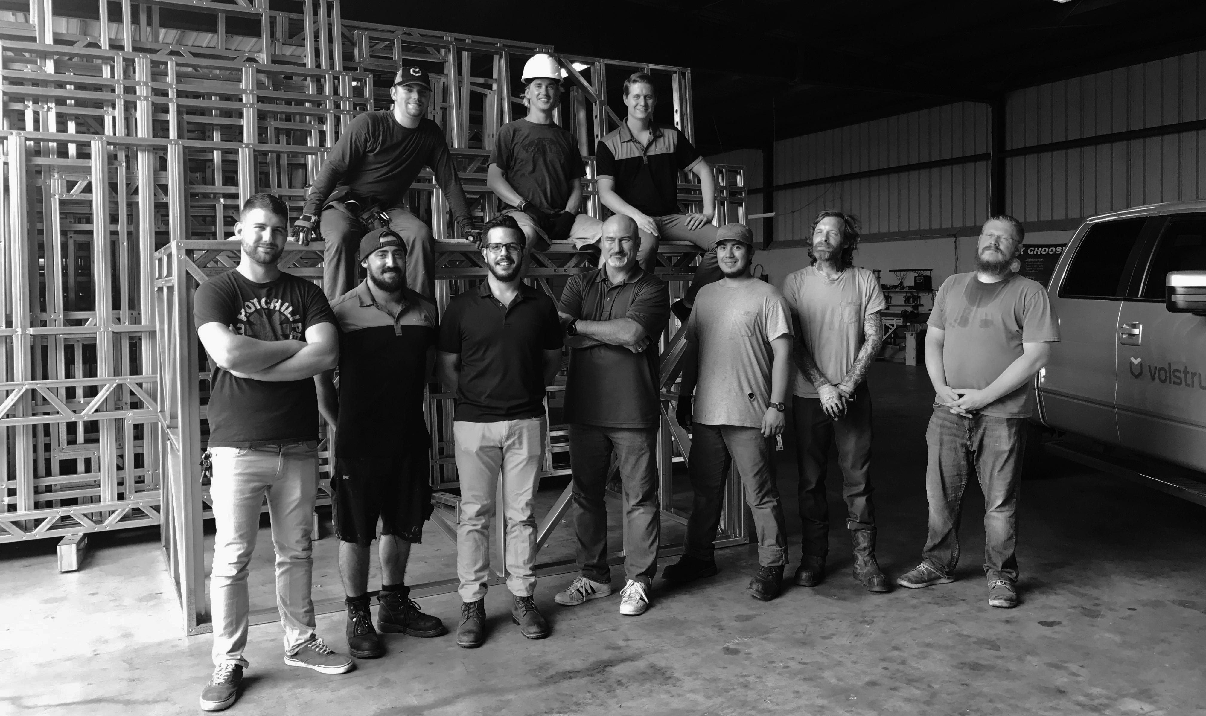 Volstrukt | Our Team | Austin Texas | June 2017