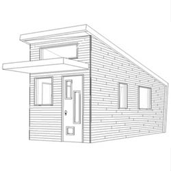 Volstrukt | Tiny House Steel Frame Configurable CASULA