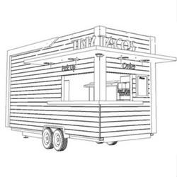 Volstrukt | FOODIE lightweight steel tiny house kit